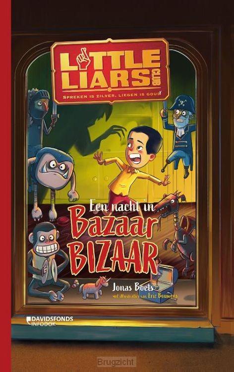 Een nacht in Bazaar Bizaar