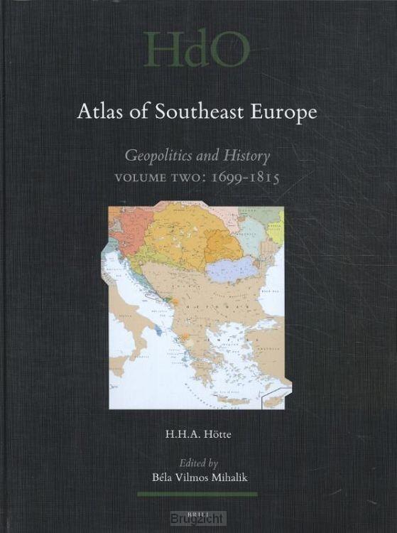 Atlas of Southeast Europe