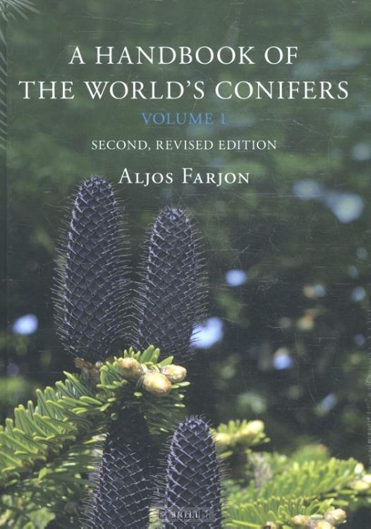 A handbook of the world's conifers 2 vols.