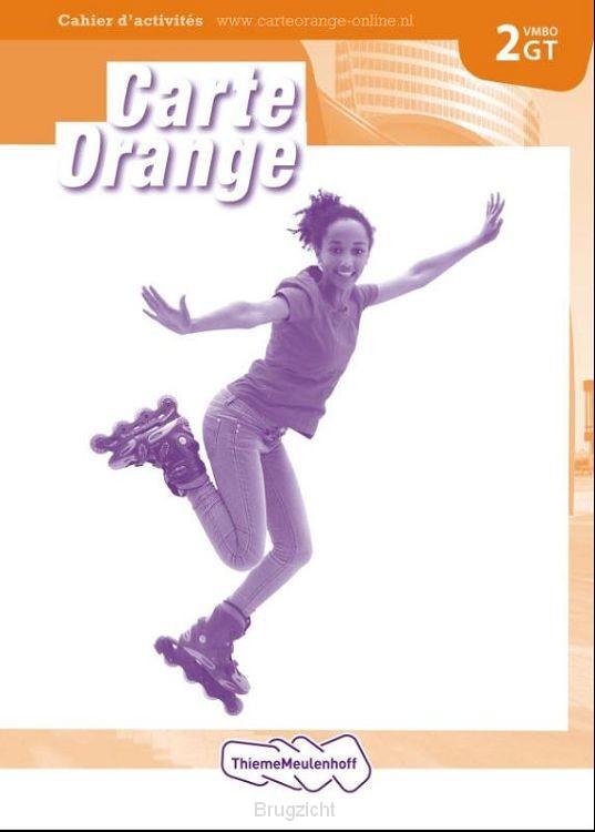Carte orange / 2 vmbo-gt Cahier d activites