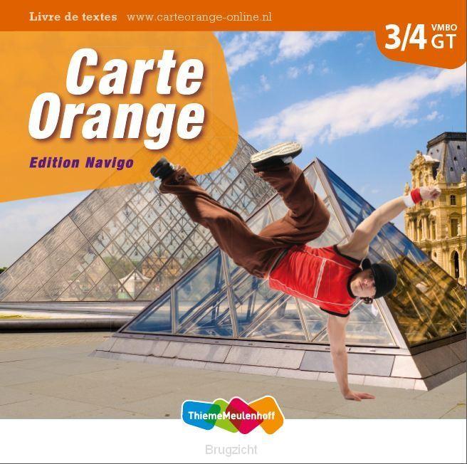 3/4 Vmbo / Carte orange / Edition navigo