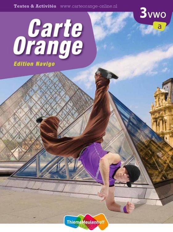 3 vwo A / Carte orange / Textes en activites