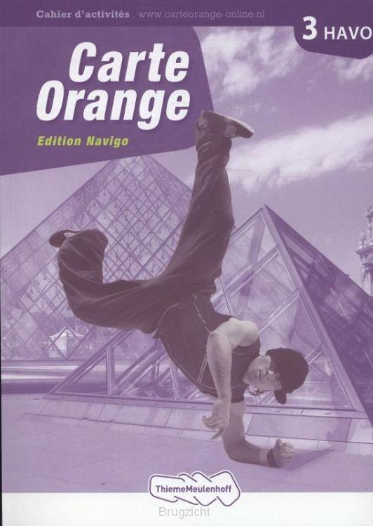 3 Havo Edition navigo / Carte orange / Cahier d'activites