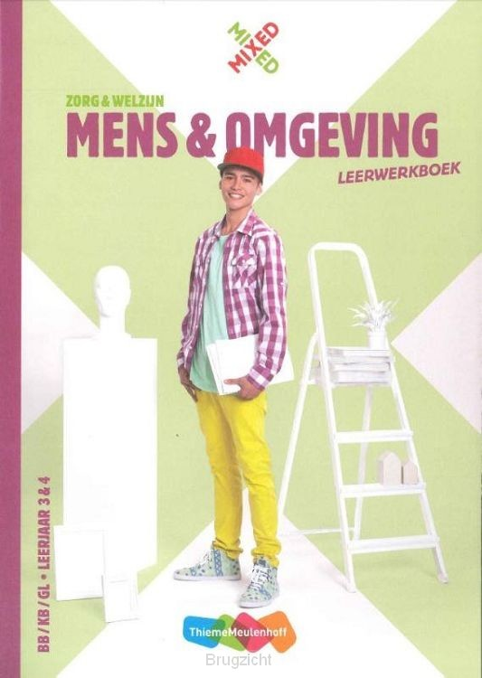 vmbo / Mens en omgeving / Leerwerkboek