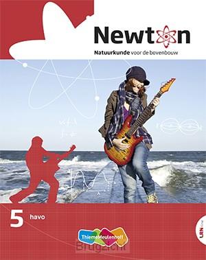 Newton LRN-line online + boek 5 havo