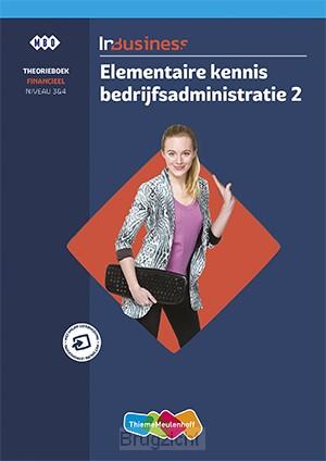 InBusiness Financieel Elementaire kennis bedrijfsadm 2, TB + ba