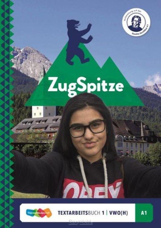 VWO(H) A1 / ZugSpitze / Textarbeitsbuch 1