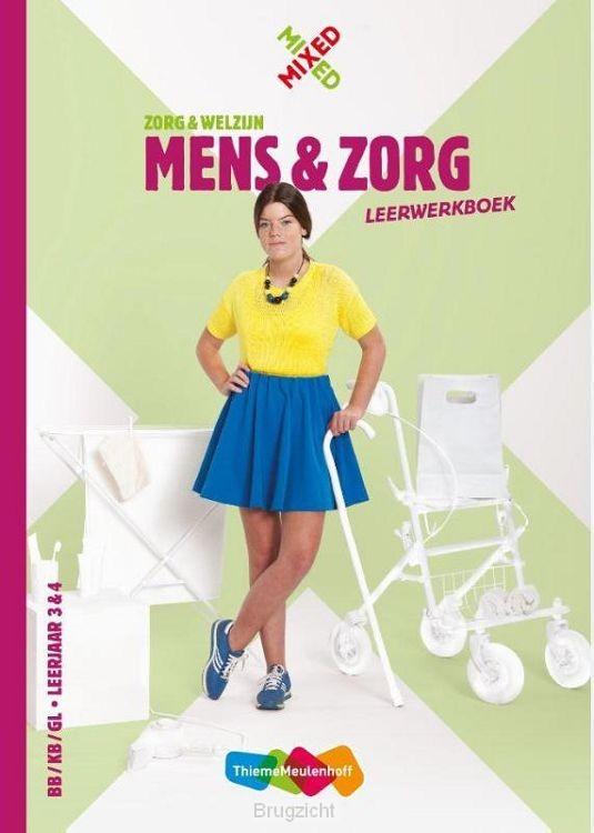 vmbo / Mens en zorg combipakket / Leerwerkboek + TL