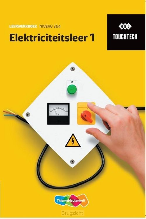 niveau 3/4 Elektriciteitsleer 1 / TouchTech / Leerwerkboek