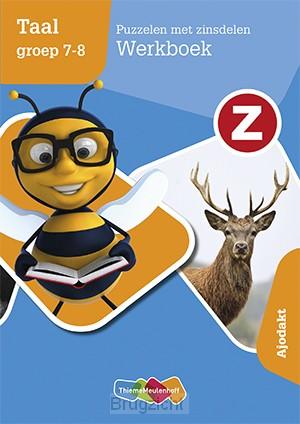 groep 7-8 Puzzelen met zinsdelen Ajodakt / Z-Taal / Werkboek