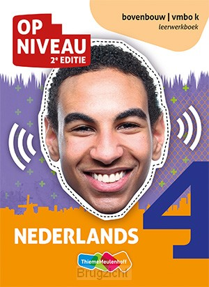 Nederlands bovenbouw vmbo k / Op niveau / Leerwerkboek