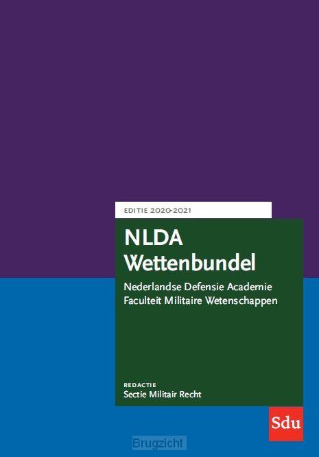 NLDA Wettenbundel / 2020-2021