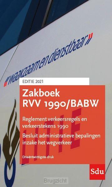 Zakboek RVV 1990/BABW / 2021
