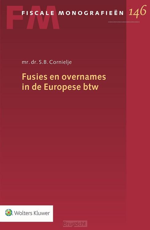 Fusies en overnames in de Europese btw