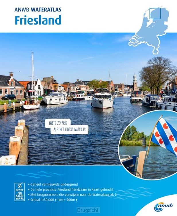 Wateratlas Friesland
