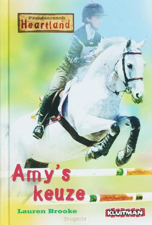 Amy's keuze