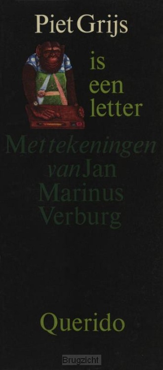 A is een letter