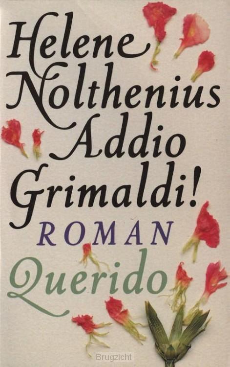 Addio Grimaldi!