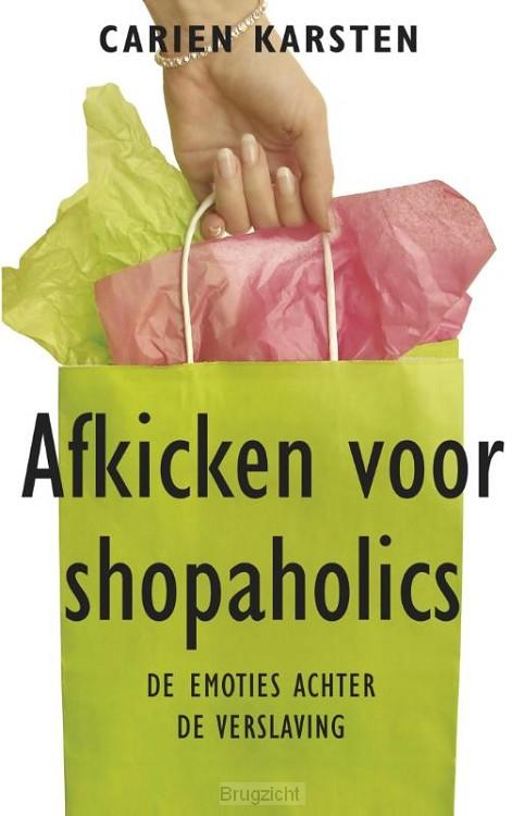 Afkicken voor shopaholics