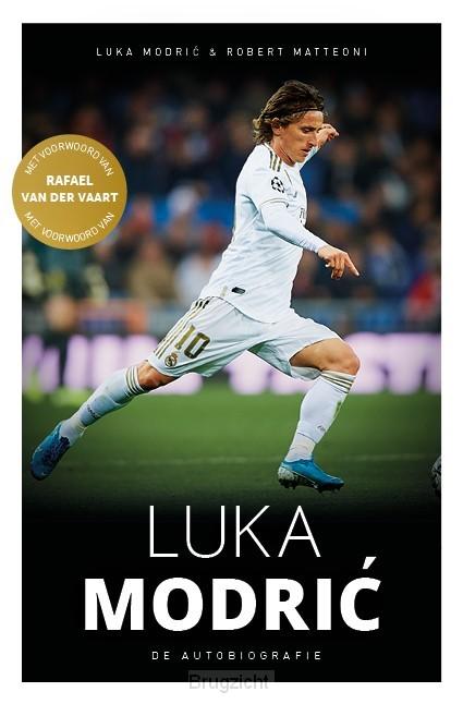 Luka Modric - de autobiografie
