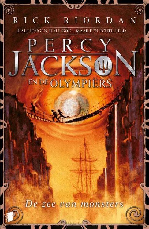 Percy Jackson en de Olympi?rs / 2 De zee