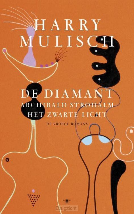 De diamant, Archibald Strohalm, Het zwarte licht