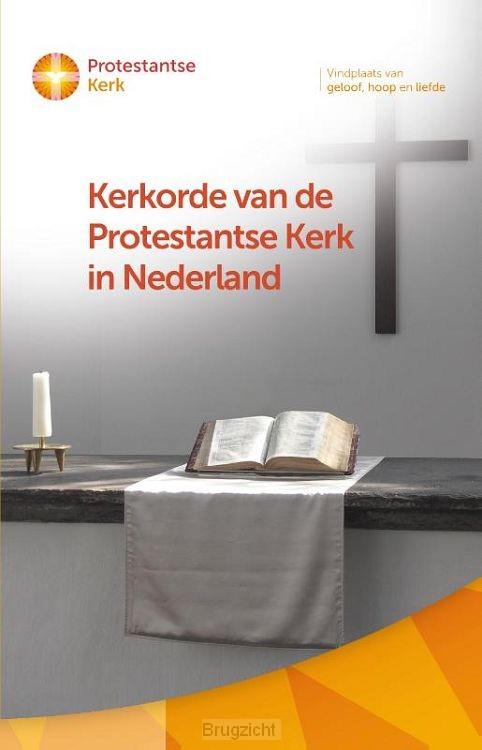 Kerkorde en generale regelingen