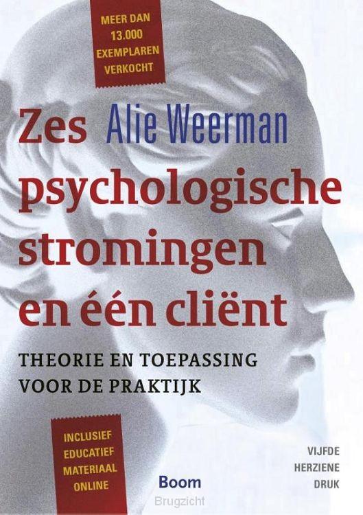Zes psychologische stromingen en een cli
