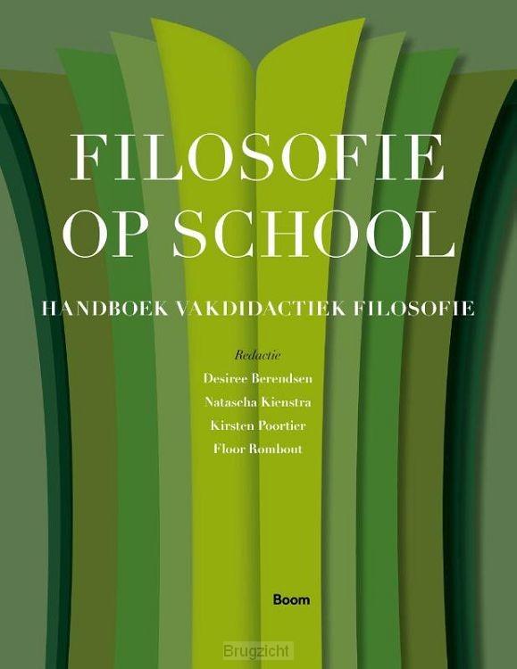 Handboek vakdidactiek filosofie