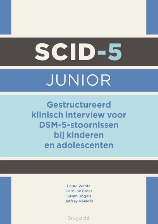 SCID-5 Junior: Interview