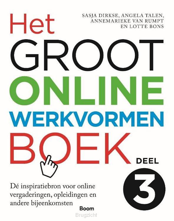 Het groot online werkvormenboek / 3