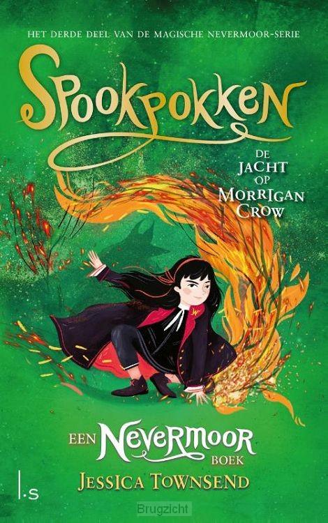 Spookpokken - De jacht op Morrigan Crow