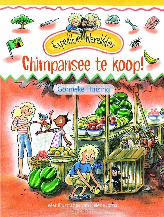 Chimpansee te koop
