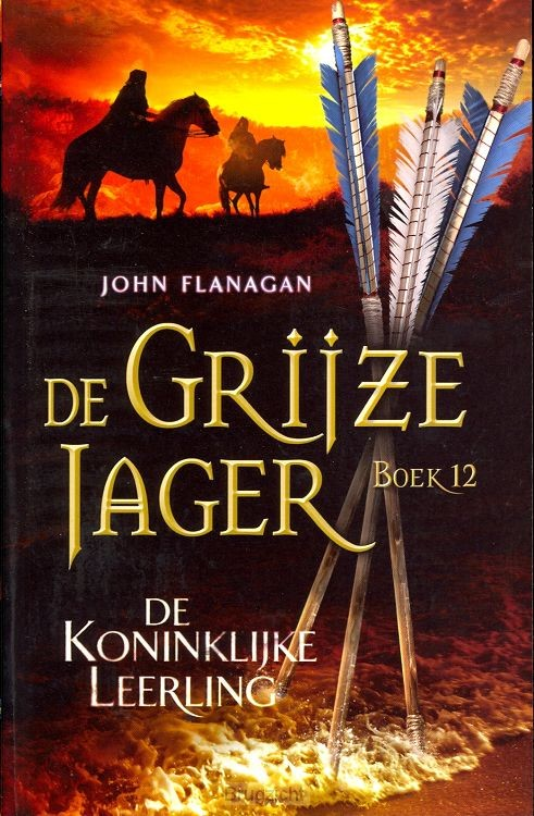 Grijze Jager dl.12 Koninklijke leerling