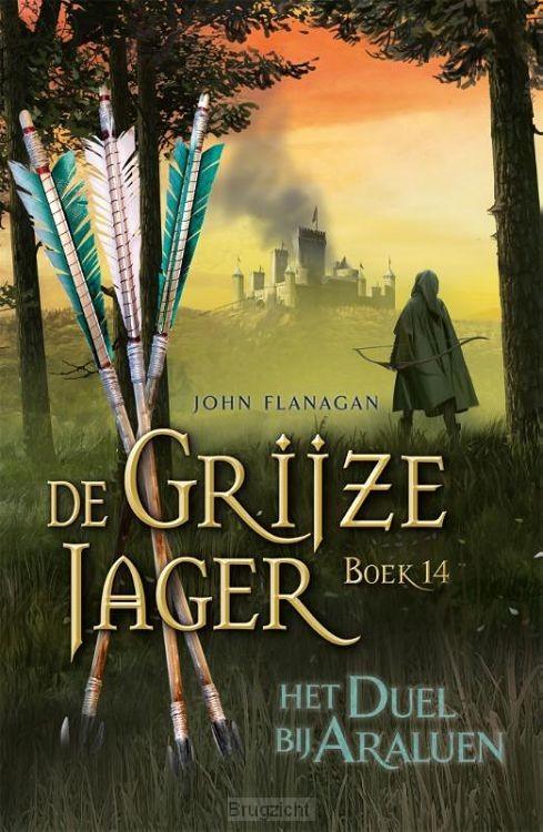De Grijze Jager 14 - Duel bij Araluen