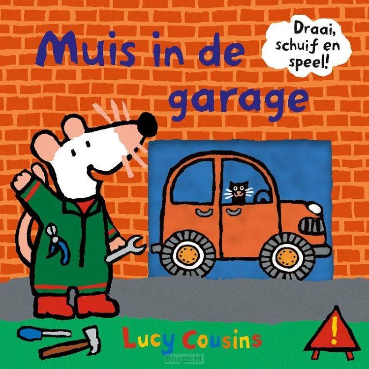 Muis in de garage