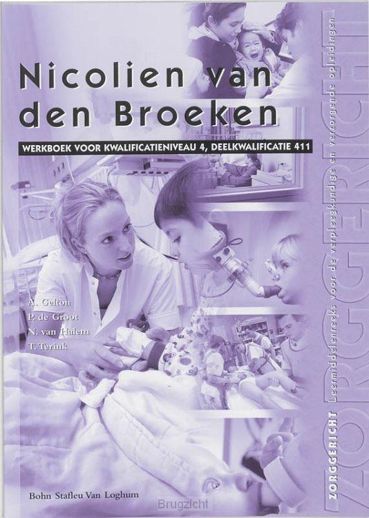 Deelkwalificatie 411 / Nicolien van den Broeken / Werkboek