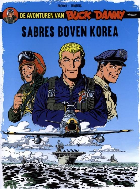 Sabres in Korea