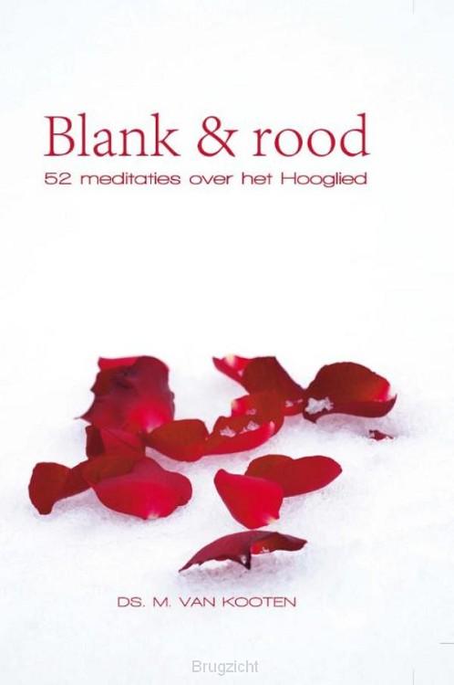 Blank en rood