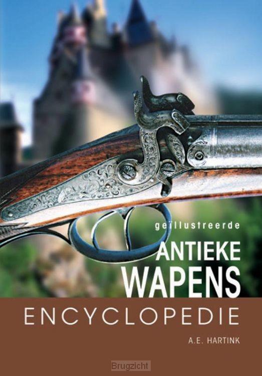 Geillustreerde antieke wapens encycloped