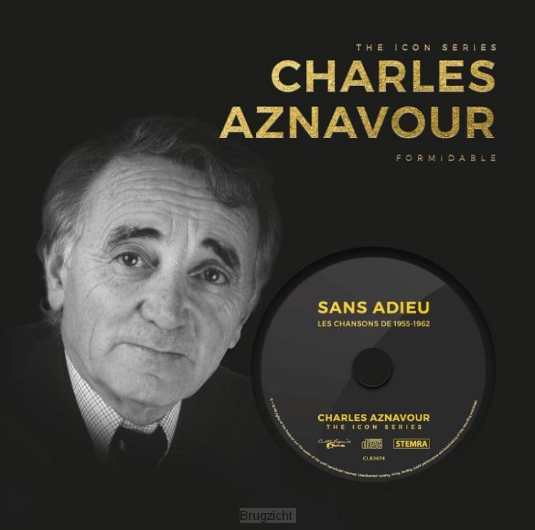 Charles Aznavour - The Icon Series