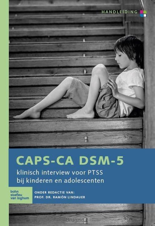 CAPS-CA DSM-5 - handleiding