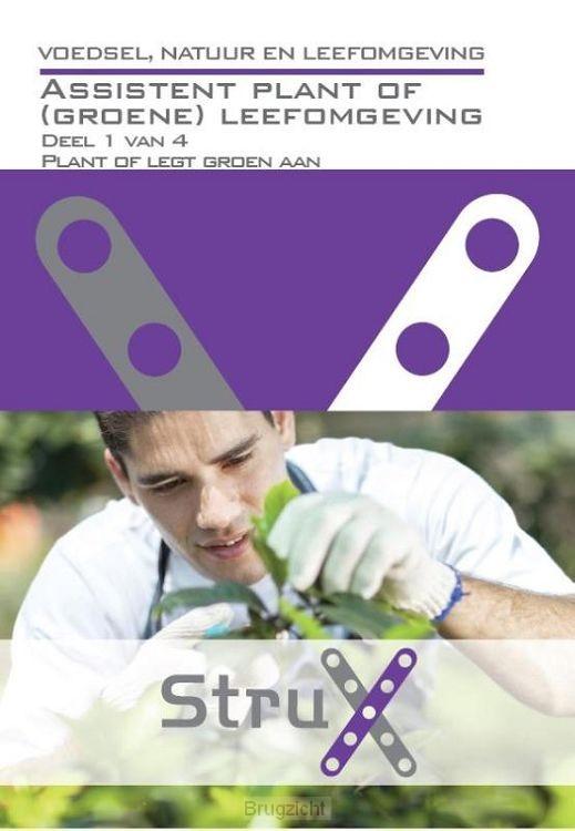 Voedsel, natuur en leefomgeving / Assistent plant of (groene) leefomgeving; Deel 1 van 4