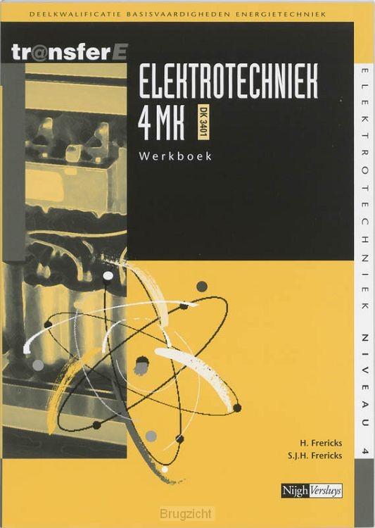 4 MK DK 3401 / Elektrotechniek / Werkboek
