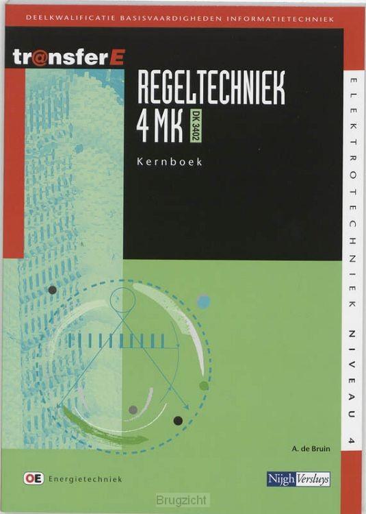 4 MK DK 3402 / Regeltechniek / Kernboek