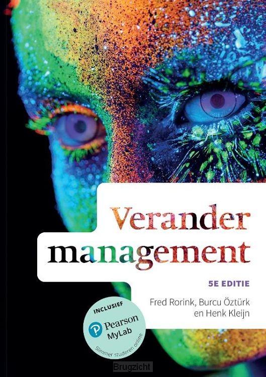 Verandermanagement, 5e editie met MyLab NL toegangscode