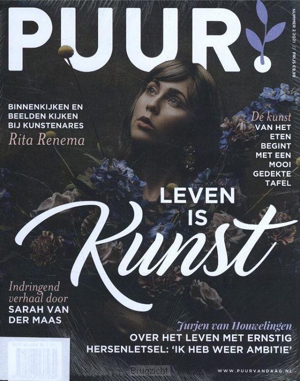 PUUR! Magazine, nr. 2, 2021 (set van 10 ex.).