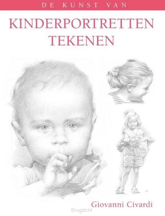 Kinderportretten tekenen