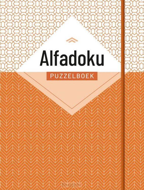 Alfadoku Puzzelboek