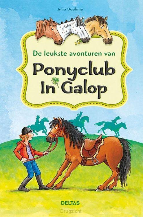De leukste avonturen van Ponyclub in Galop